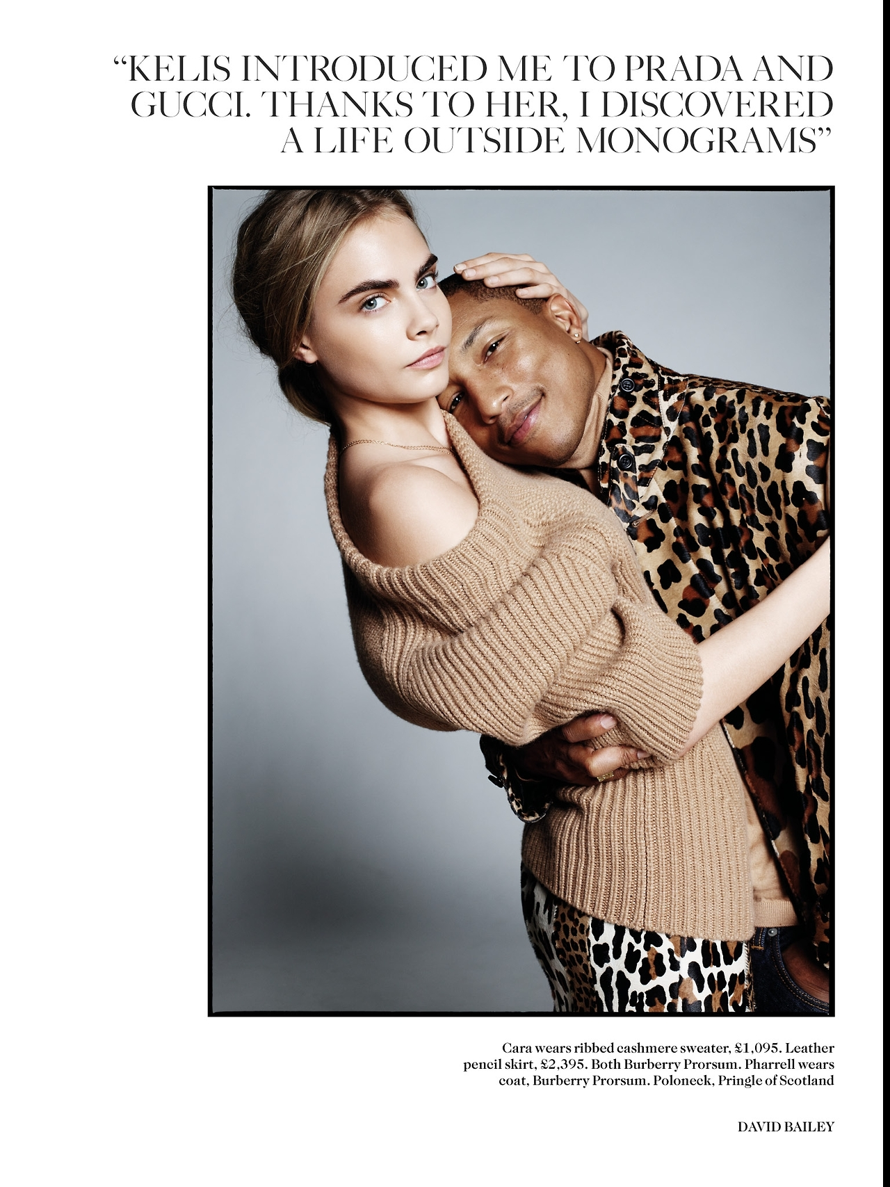 Pharrell dating Cara