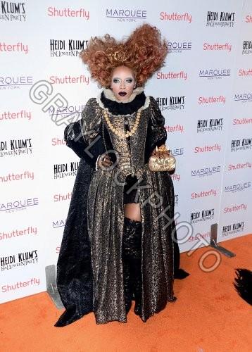 Heidi Klum Annual Halloween Party – StyleCeleb
