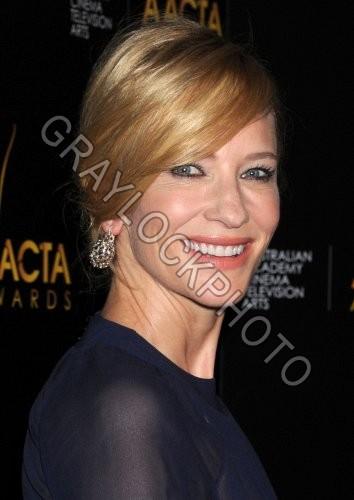 ~Entertainment~20140110~AACTA_Awards~Blanchett0200