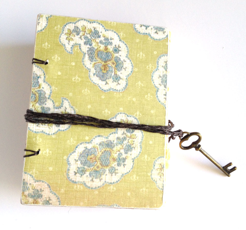 Handmade Mini Journals