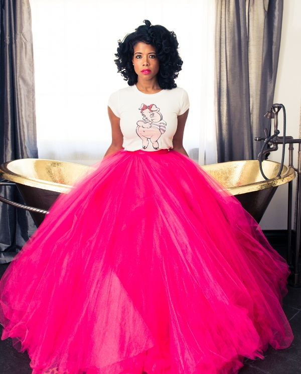 Cover Girl: Kelis for the Coveteur