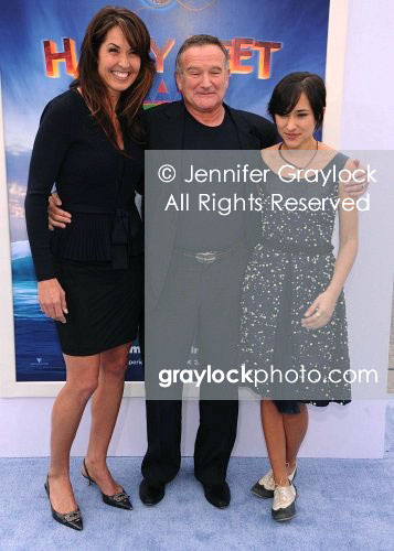 ~Entertainment~20111113~Happy_Feet_Premiere~RobinWilliams28089