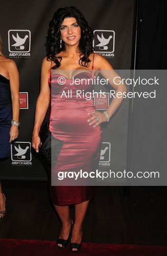 ~Entertainment~20091201~AID_for_AIDS_Gala~TeresaGiudice696