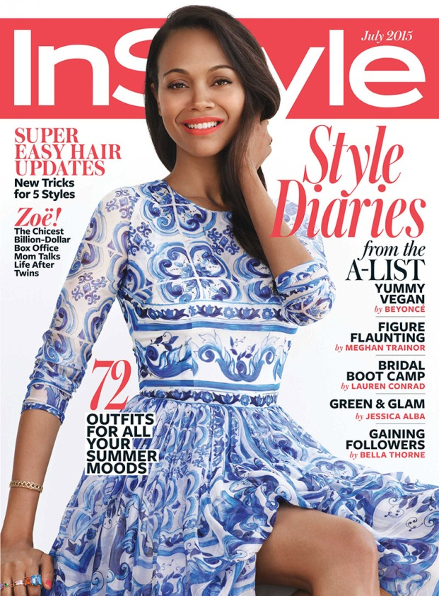 Zoe-Saldana-InStyle-July-2015-Cover