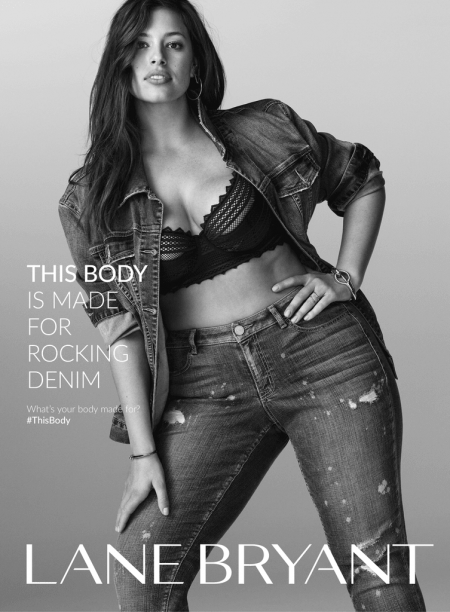 Ashley-Graham-Lane-Bryant-Spring-2016-Campaign-450x612