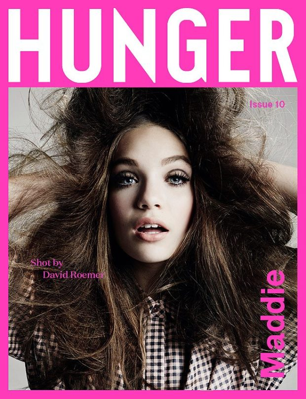 Maddie-Ziegler-Hunger-Magazine-2016-Cover