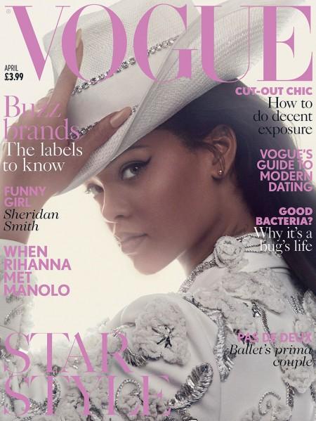 Rihanna-Vogue-UK-April-2016-Cover-450x599