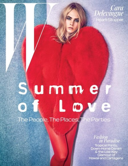 Cara-Delevingne-W-Magazine-June-2016-Cover-Photoshoot01-450x584