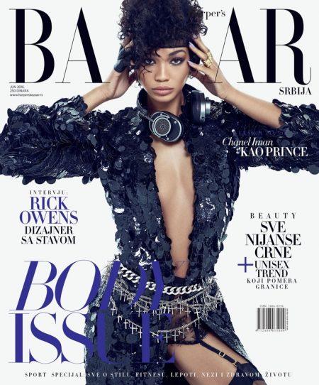 Chanel-Iman-Harpers-Bazaar-Serbia-June-2016-Cover-Photoshoot01-450x542