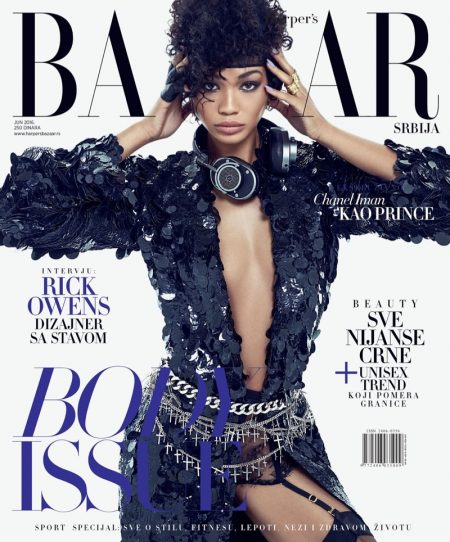 Chanel-Iman-Harpers-Bazaar-Serbia-June-2016-Cover-Photoshoot01-450x542