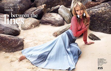 Striped-Fashions-Vogue-Taiwan-Editorial01-450x288