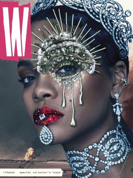 Rihanna-W-Magazine-September-2016-Cover-Photoshoot01-450x600